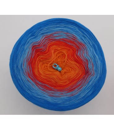 Harlekin - Farbverlaufsgarn 4-fädig - Bild 3
