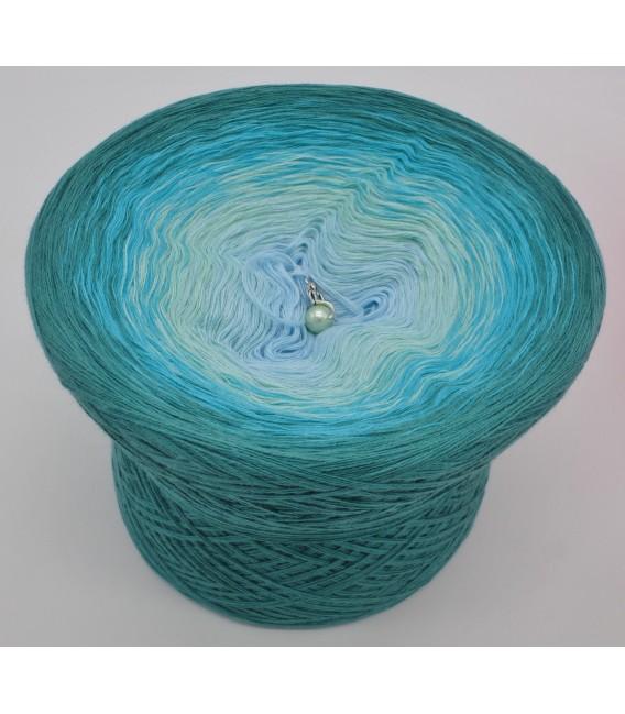Wind und Meer - Farbverlaufsgarn 4-fädig - Bild 2