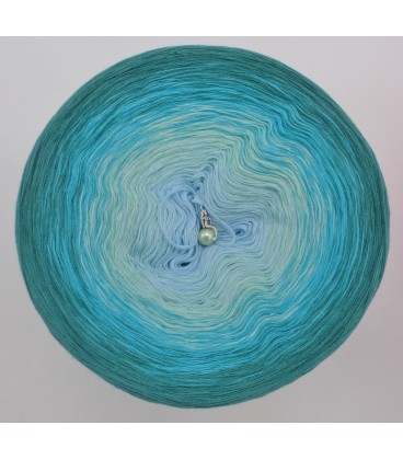 Wind und Meer (Ветер и море) - 4 нитевидные градиента пряжи - Фото 3