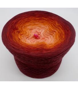 Killing me softly - 4 ply gradient yarn