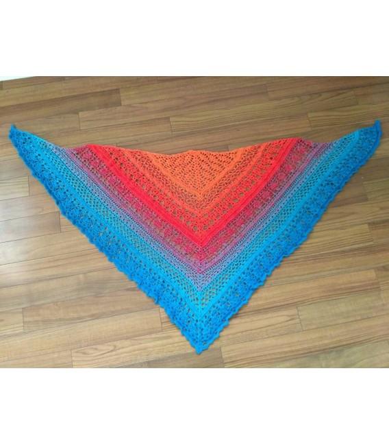 Harlekin (Harlequin) - 4 ply gradient yarn - image 10