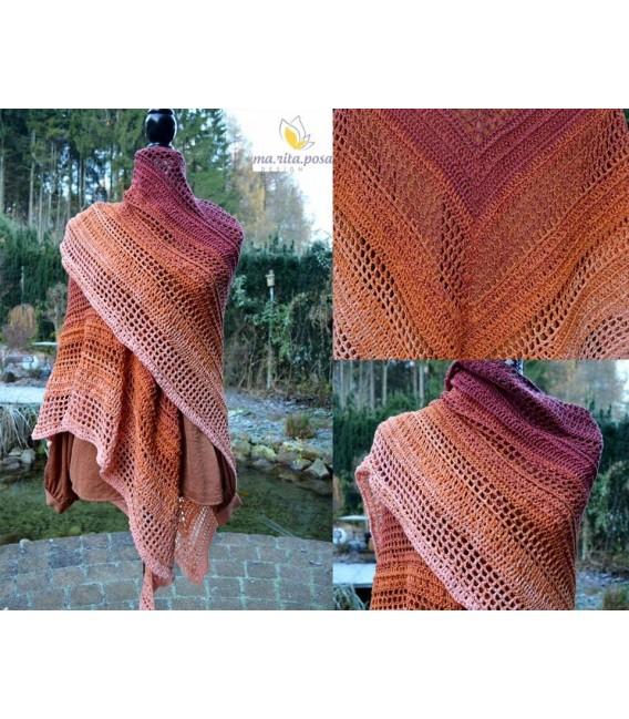 gradient yarn 4-ply Killing me softly - port outside 5