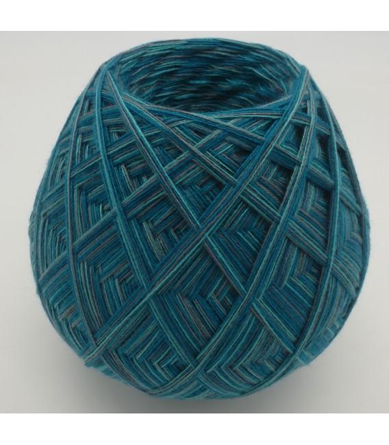 Lady Dee's Pazifik ZauberEi - 4-ply yarn