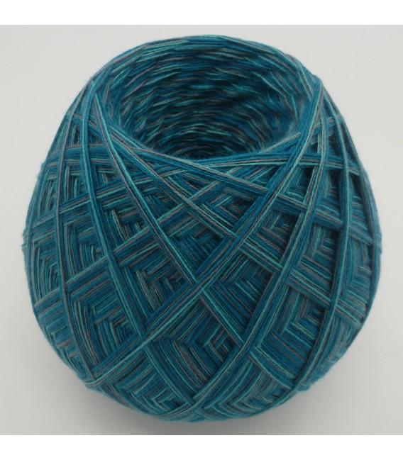 Lady Dee's Pazifik ZauberEi - 4-ply yarn 2
