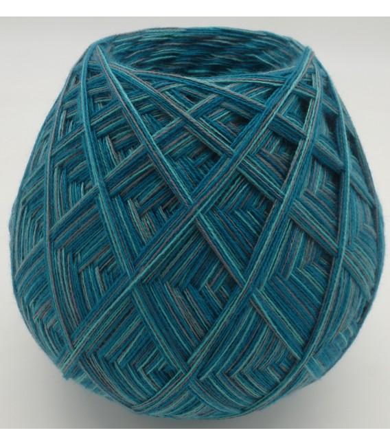 Lady Dee's Pazifik ZauberEi - 4-ply yarn 3