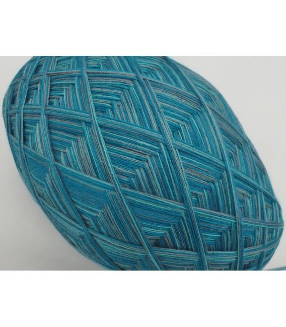 Lady Dee's Pazifik ZauberEi - 4-ply yarn 4