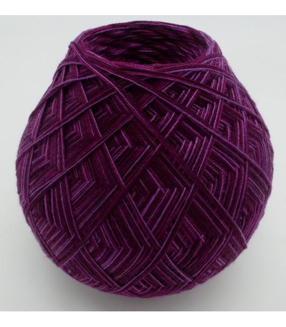 Леди Ди - Волшебное Яйцо Purpur (пурпур) - 4 нитевидные - Фото 1