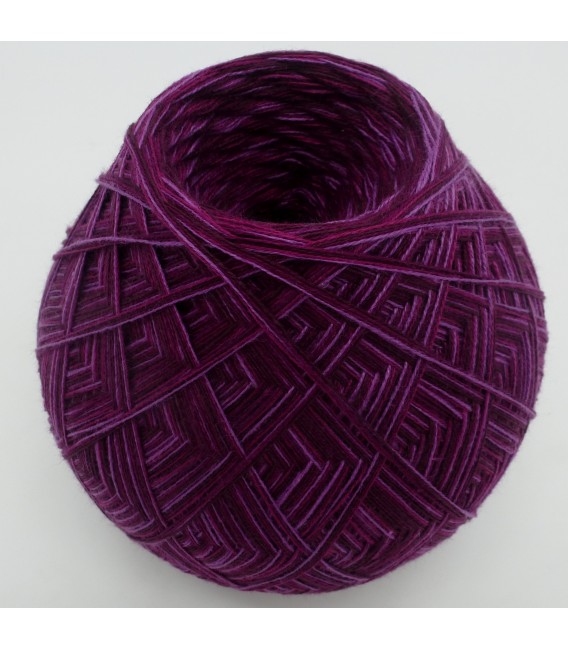 Леди Ди - Волшебное Яйцо Purpur (пурпур) - 4 нитевидные - Фото 2