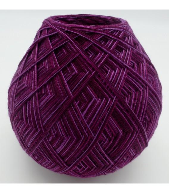 Леди Ди - Волшебное Яйцо Purpur (пурпур) - 4 нитевидные - Фото 3