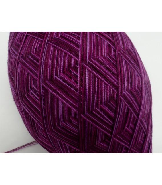 Леди Ди - Волшебное Яйцо Purpur (пурпур) - 4 нитевидные - Фото 4