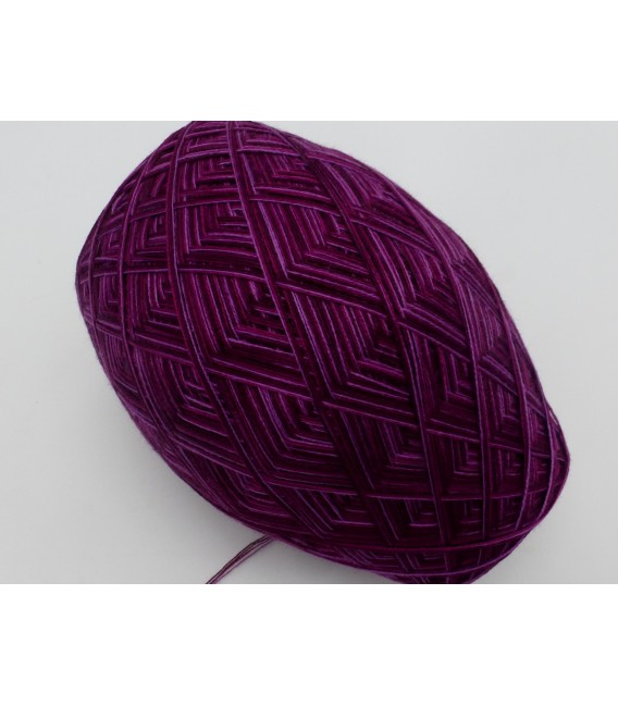 Леди Ди - Волшебное Яйцо Purpur (пурпур) - 4 нитевидные - Фото 5
