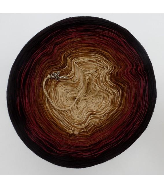 Mutter Erde (terre mère) - 4 fils de gradient filamenteux - photo 3