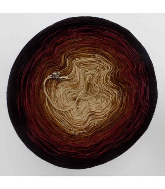 Mutter Erde - Farbverlaufsgarn 4-fädig - Bild 3