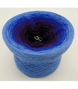 gradient yarn 4ply Magic Blue - Ciel outside