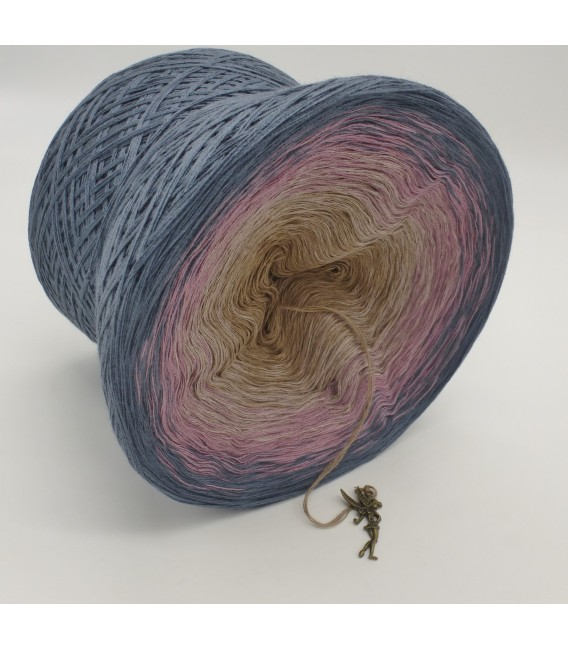 Elfenzauber (The magic of the elves) - 4 ply gradient yarn - image 4