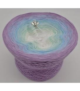 gradient yarn 4-ply Streicheleinheiten - Erika outside