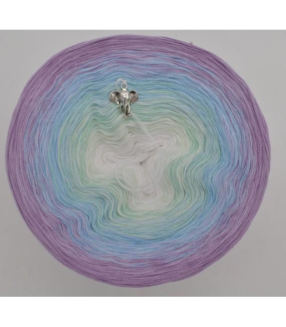 gradient yarn 4-ply Streicheleinheiten - Erika outside 2