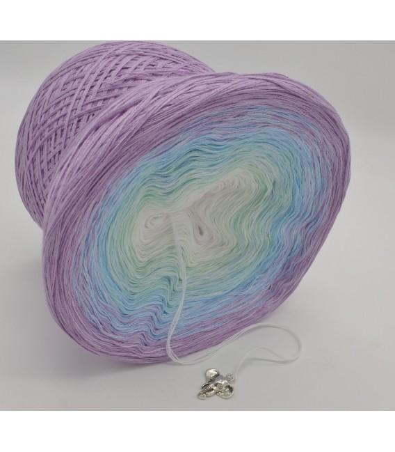 gradient yarn 4-ply Streicheleinheiten - Erika outside 3