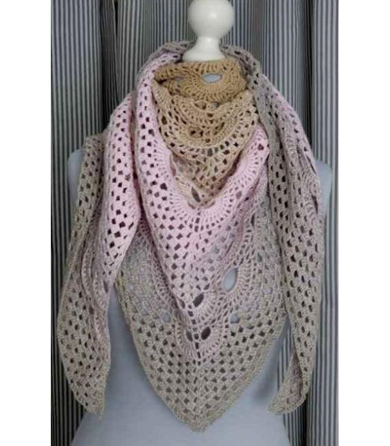 Sanfter Blick (gentle glance) - 4 ply gradient yarn - image 11