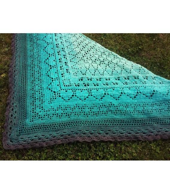 gradient yarn 4-ply Meeresspiegel - taupe outside 6