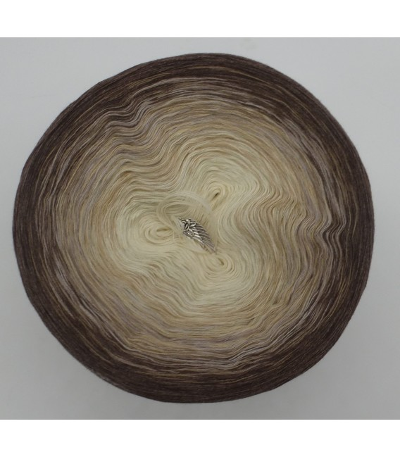Vanille Schokoccino (Vanille Chocolat Chino) - 4 fils de gradient filamenteux - photo 3