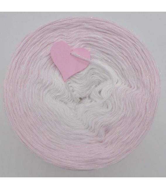 Schneeweißchen - Farbverlaufsgarn 4-fädig - Bild 3