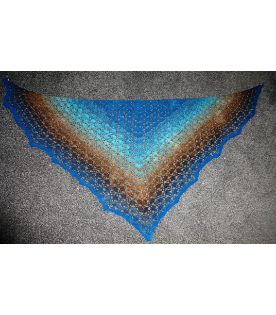 Meeresrauschen (mer se précipiter) - Ocean Blue intérieur et extérieur - 4 fils de gradient filamenteux - photo 7