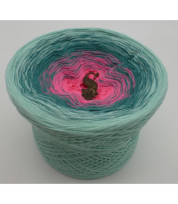 Rose Garden - 4 ply gradient yarn - image 2