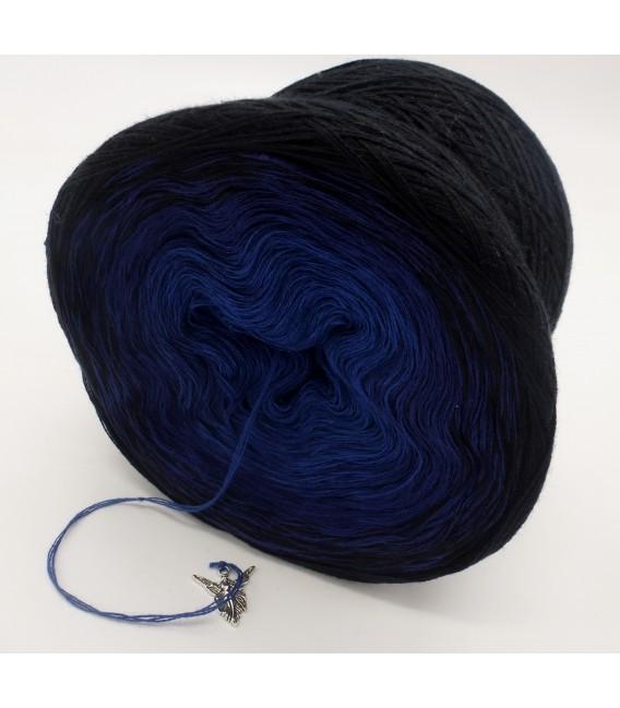 Blaue Lagune - Farbverlaufsgarn 3-fädig - Bild 5