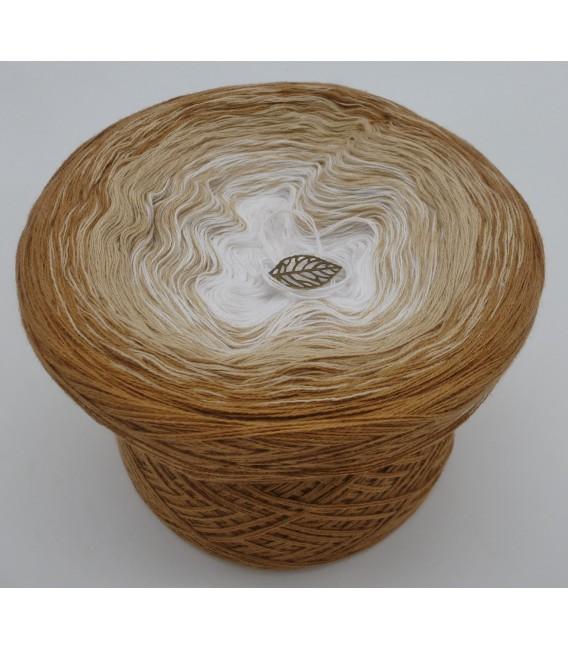 Caramel Bonbon (карамель конфеты) - 3 нитевидные градиента пряжи - Фото 2