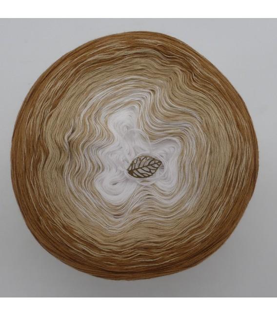Caramel Bonbon - 3 ply gradient yarn image 3