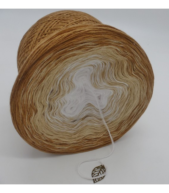 Caramel Bonbon - 3 ply gradient yarn image 4