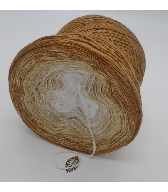 Caramel Bonbon (карамель конфеты) - 3 нитевидные градиента пряжи - Фото 5