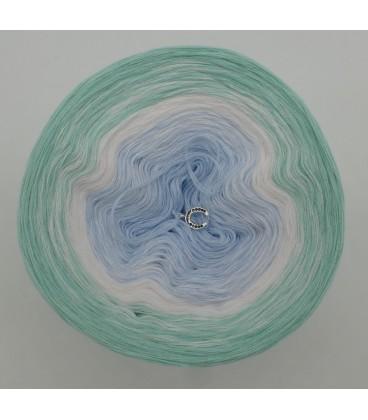 Feenstaub (волшебная пыль) - 3 нитевидные градиента пряжи - Фото 3