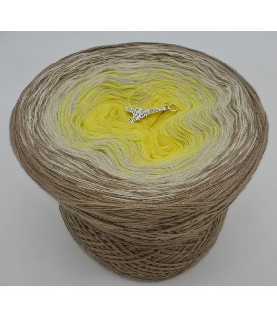 Wiege der Sonne - 3 ply gradient yarn image 2