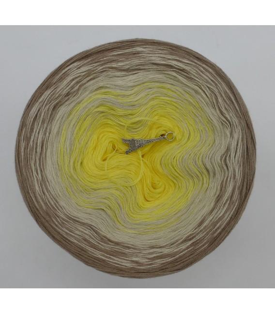 Wiege der Sonne - 3 ply gradient yarn image 3