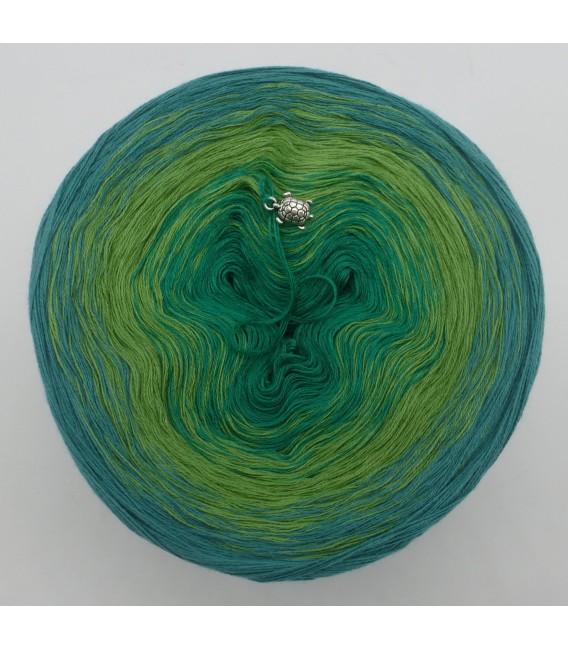 Froschkönig - 3 ply gradient yarn image 3