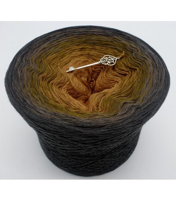 Augenweide (глаз конфеты) - 3 нитевидные градиента пряжи - Фото 2