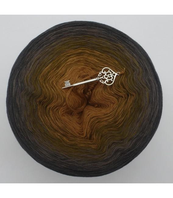 Augenweide (глаз конфеты) - 3 нитевидные градиента пряжи - Фото 3