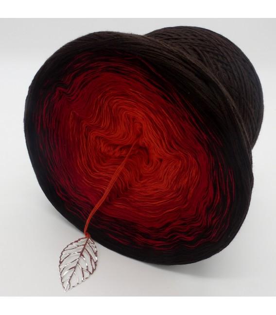 Herbstträume - Farbverlaufsgarn 4-fädig - Bild 4