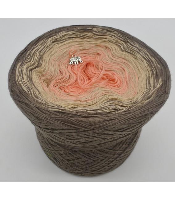 Geheime Wünsche - 3 ply gradient yarn image 2