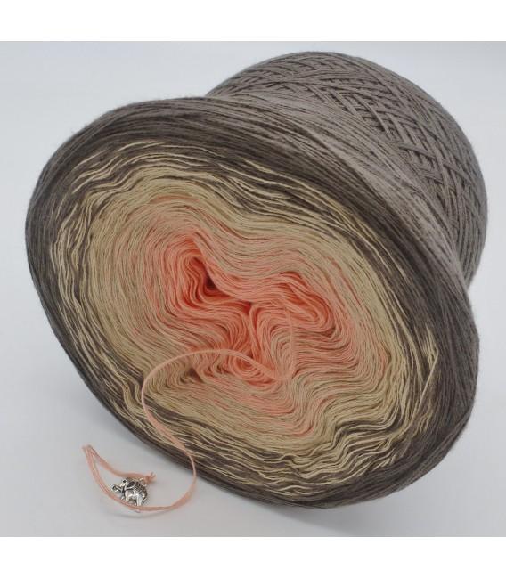 Geheime Wünsche - 3 ply gradient yarn image 5