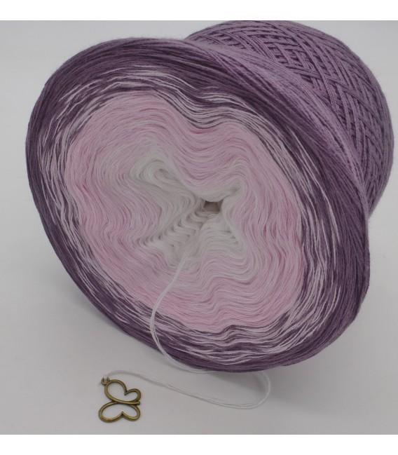 Zeit zum Träumen - 3 ply gradient yarn image 5