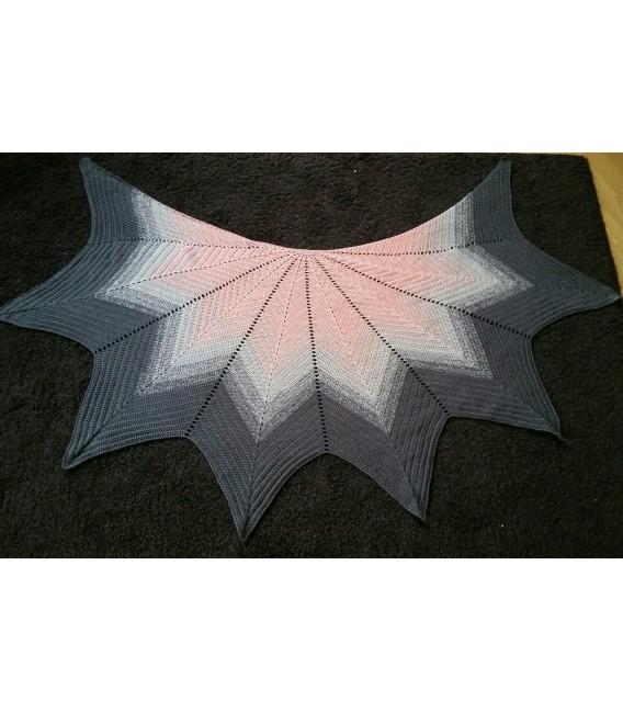 Geheime Wünsche - 3 ply gradient yarn image 11