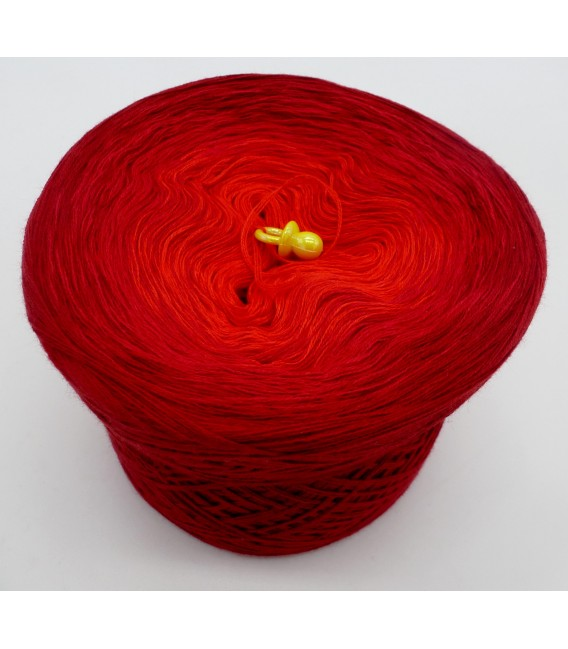 Hot Chili - 3 ply gradient yarn image 2