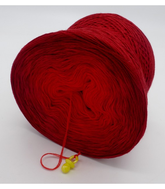 Hot Chili - 3 ply gradient yarn image 5