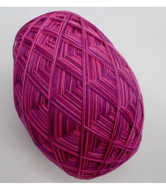 шнурок пряжа Леди Ди - Волшебное Яйцо Amaryllis - Фото 2