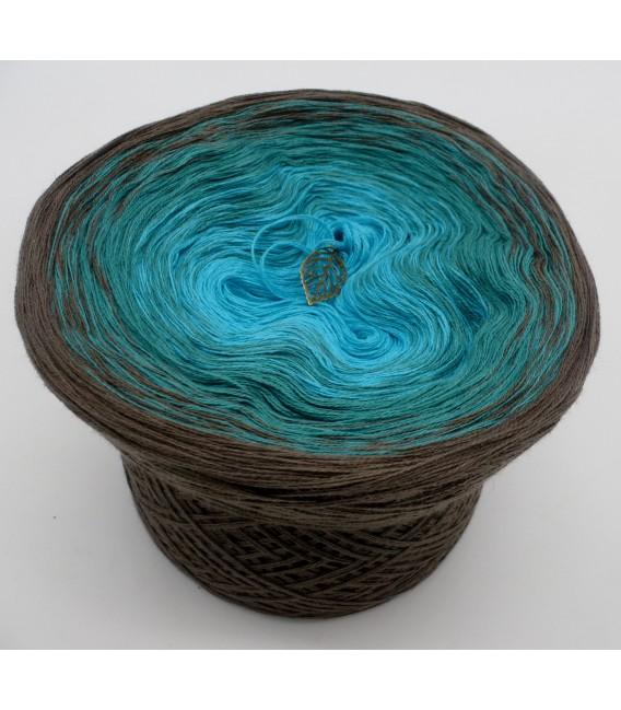 Fels in der Brandung - 3 ply gradient yarn image 2