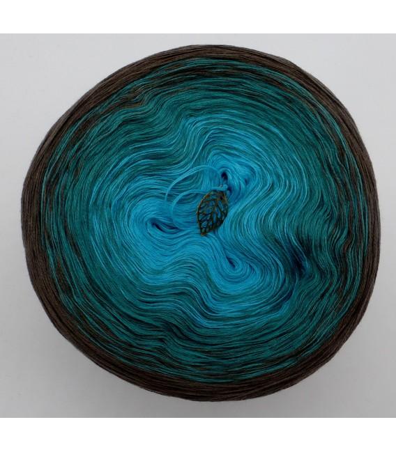 Fels in der Brandung - 3 ply gradient yarn image 3
