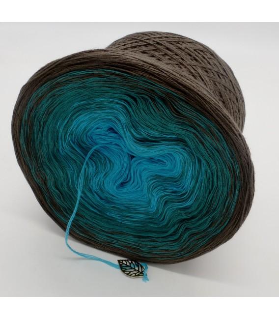 Fels in der Brandung - 3 ply gradient yarn image 5